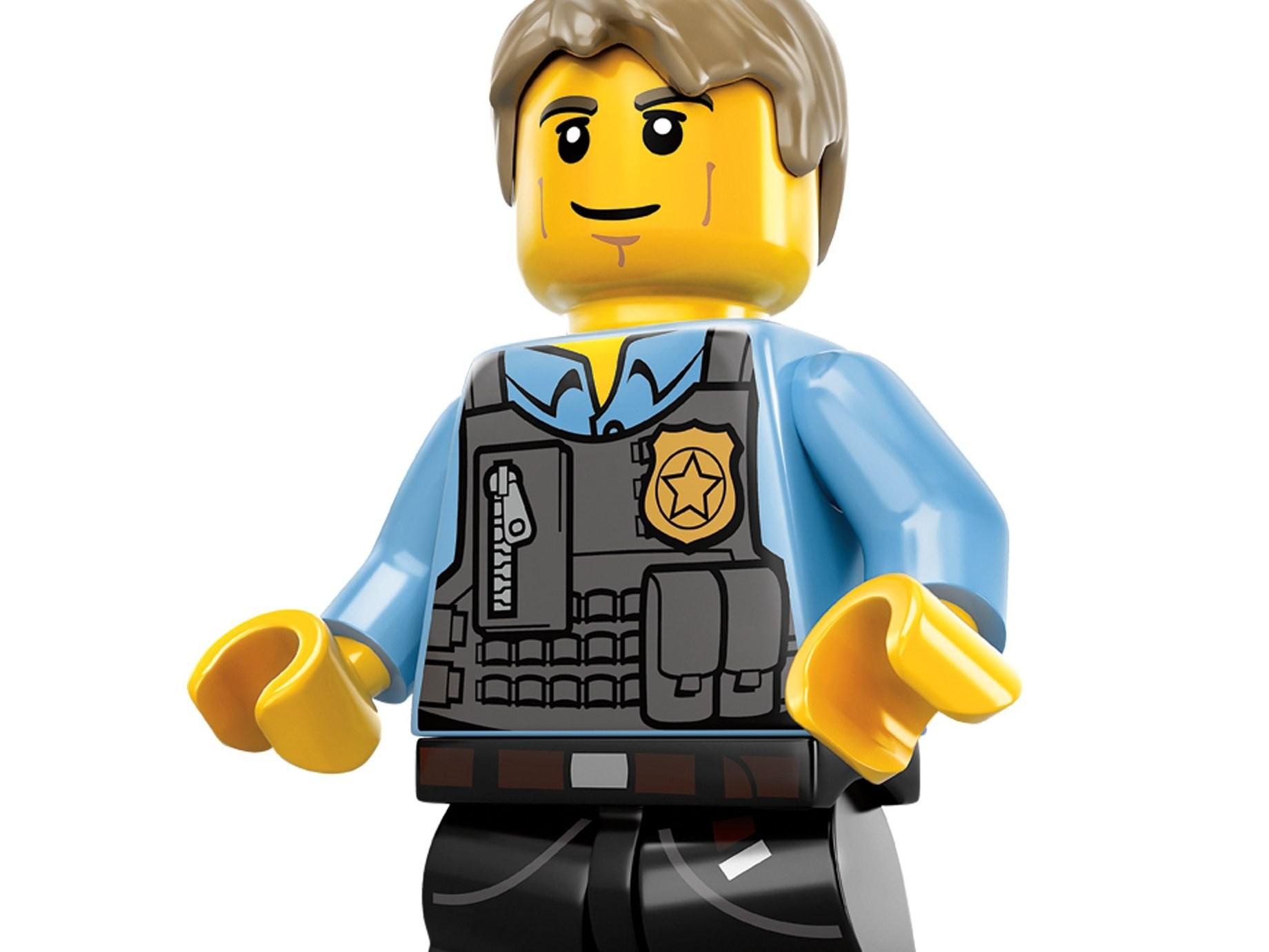 Introspection Sur Le Célibat 7 : S'entraîner À Être En serapportantà Lego City Dessin Animé