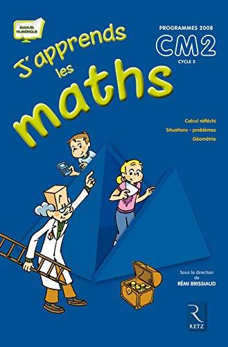 J'Apprends Les Maths Cm2 Manuel Fichier - Abebooks destiné Manuel Maths Cm2 Gratuit