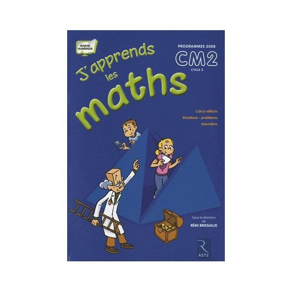 J'Apprends Maths Cm2 Manuel + Fichier dedans Manuel Maths Cm2 Gratuit