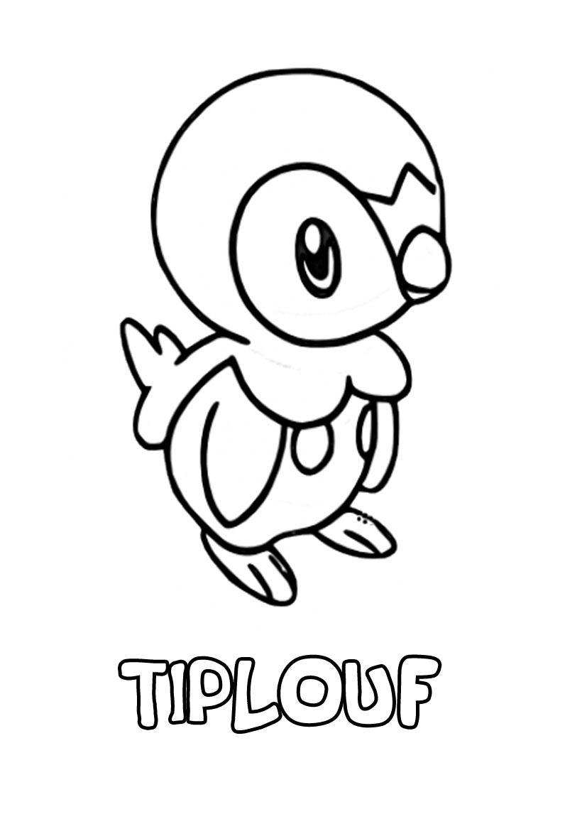 Je Dessine Coloriage Pokemon intérieur Dessiner Des Pokémon