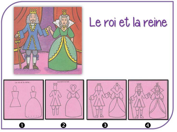Je Dessine Des Princesses, Des Chevaliers | Chevalier à Comment Dessiner Une Princesse