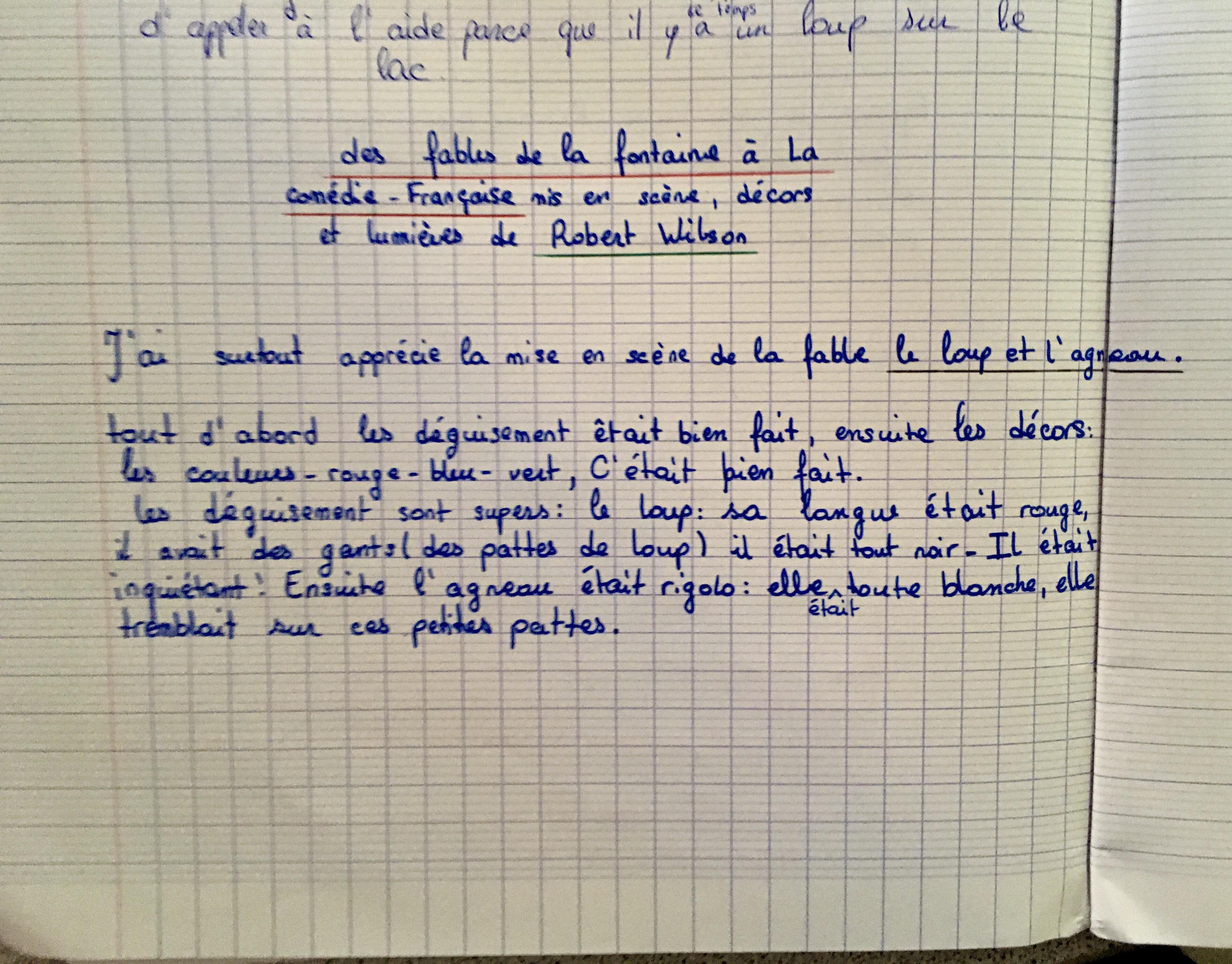 Jean De La Fontaine | En 214 B serapportantà Question Sur La Grenouille Qui Veut Se Faire Aussi Grosse Que Le Boeuf
