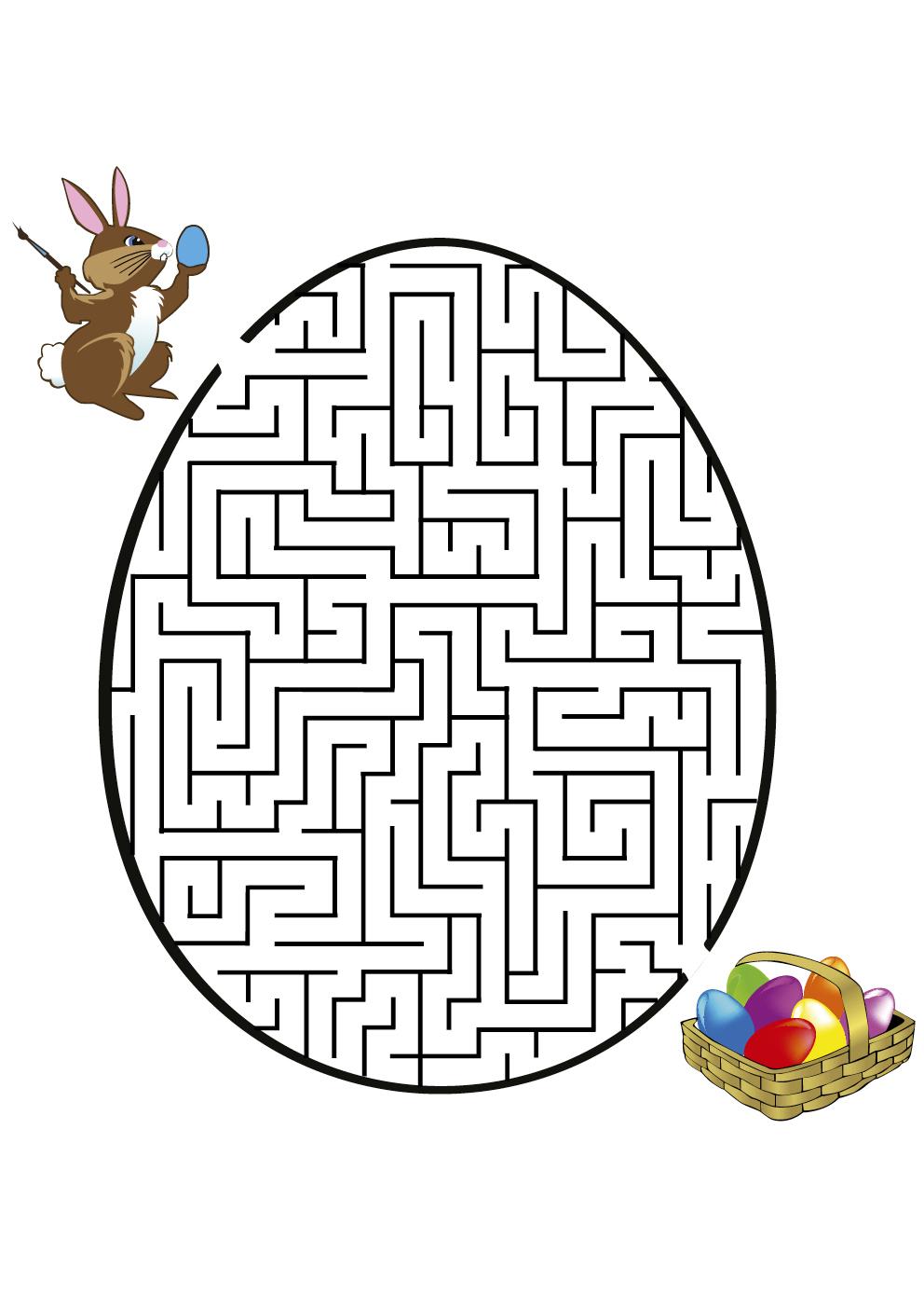 Jeu Coloriage Labyrinthe - Labyrinthes À Colorier encequiconcerne Un Jeu De Coloriage