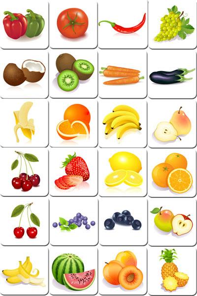Jeu De Memory À Imprimer - Fruits Et Légumes - Imprimez Et serapportantà Jeux De Mémory À Imprimer