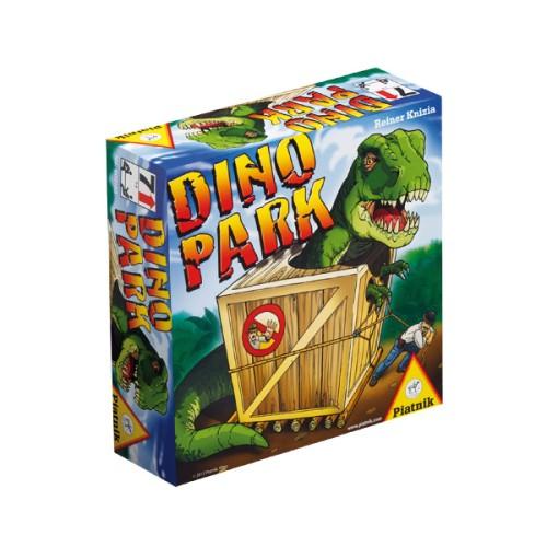 Jeu De Société Dino Park Piatnik Pour Enfant De 7 Ans À 12 pour Jeux De Dino King