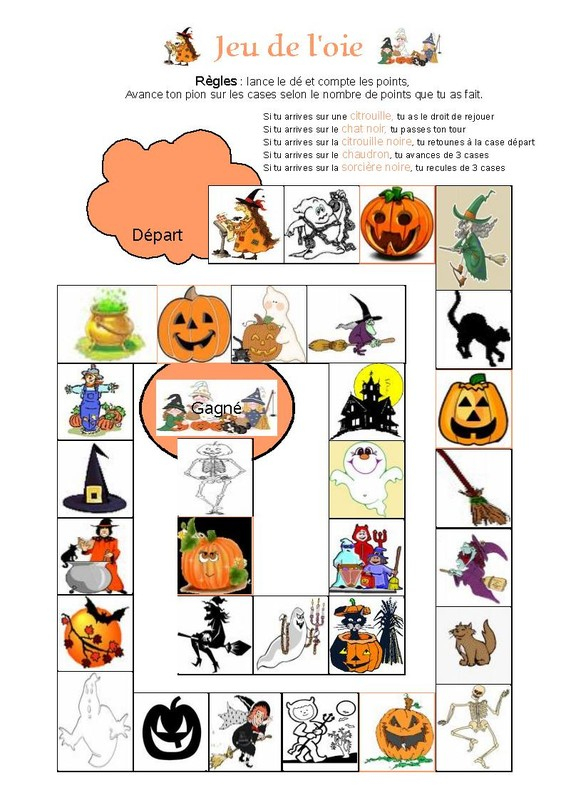 Jeu D'Halloween De L'Oie Zombie - Lune, 'Soun Et Lylou intérieur Jeux De Zombie Qui Fait Peur