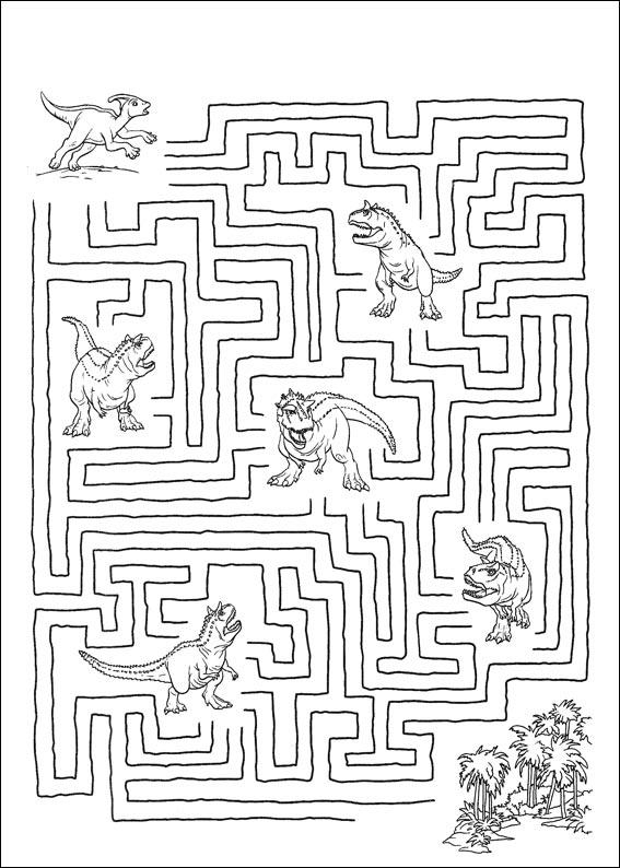 Jeu Du Labyrinthe Récré Kids à Jeux Labyrinthe Difficiles