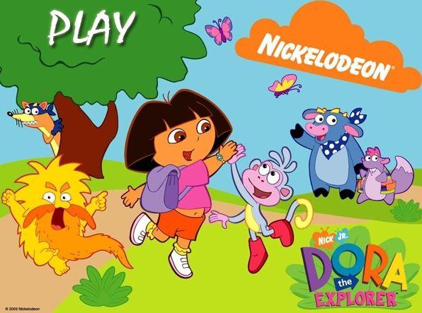 Jeux De Dora concernant Jeu De Dora Gratuit
