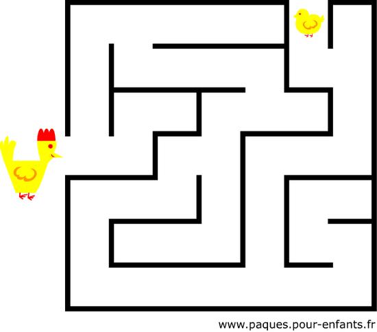 Jeux De Paques Jeux De Labyrinthe Imprimer Jeu De encequiconcerne Jeux Labyrinthe Difficiles