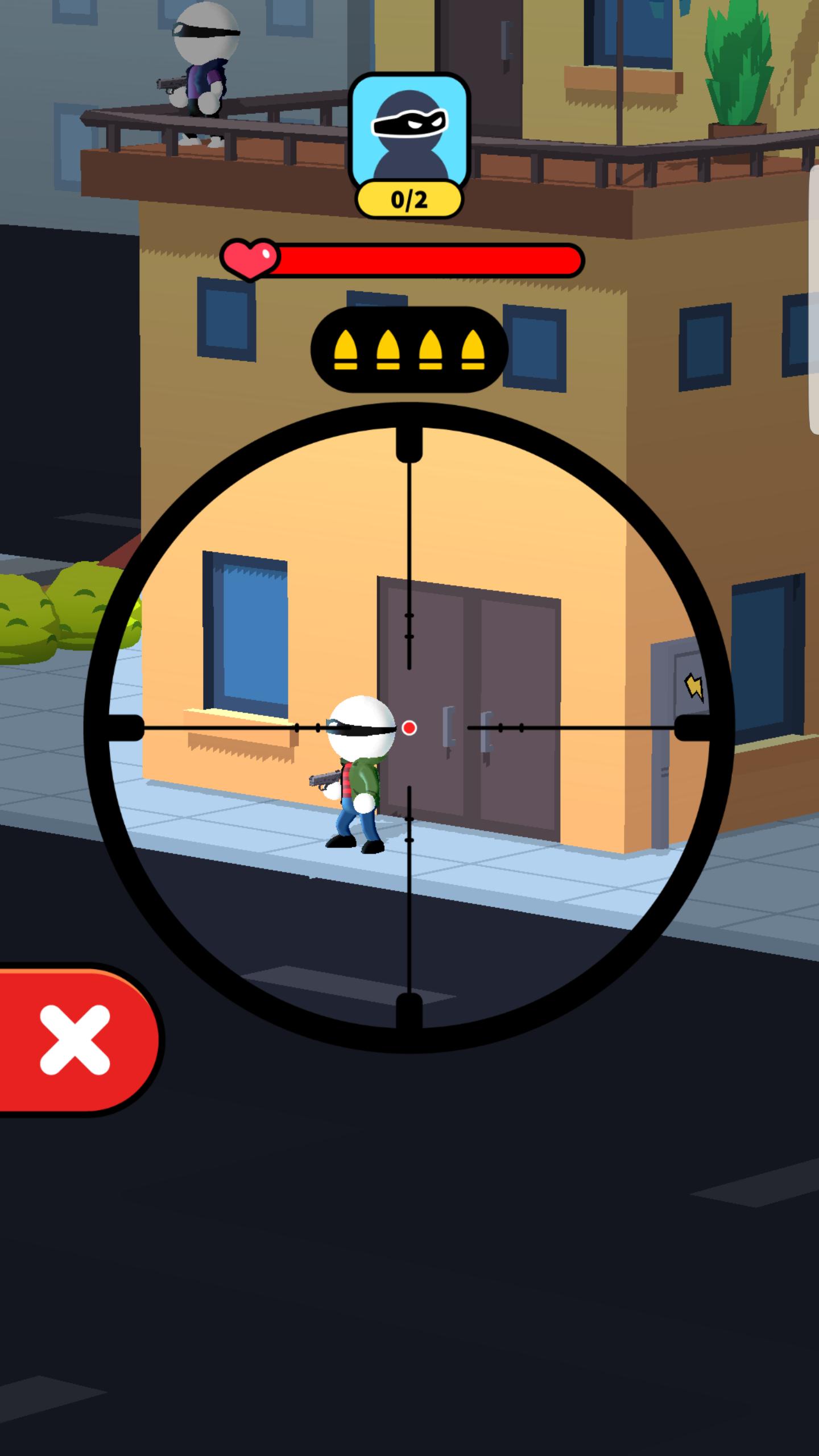 Johnny Trigger Sniper Android 16/20 (Test, Photos) serapportantà Jeux De Johnny Test