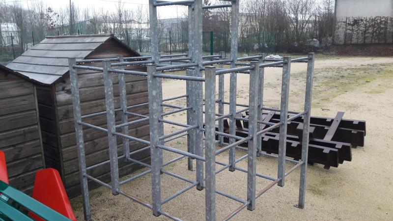 Jouets / Jeux - Jeu Extérieur Cage Écureuil - Tech222 destiné Photo Cage ? ?Cureuil