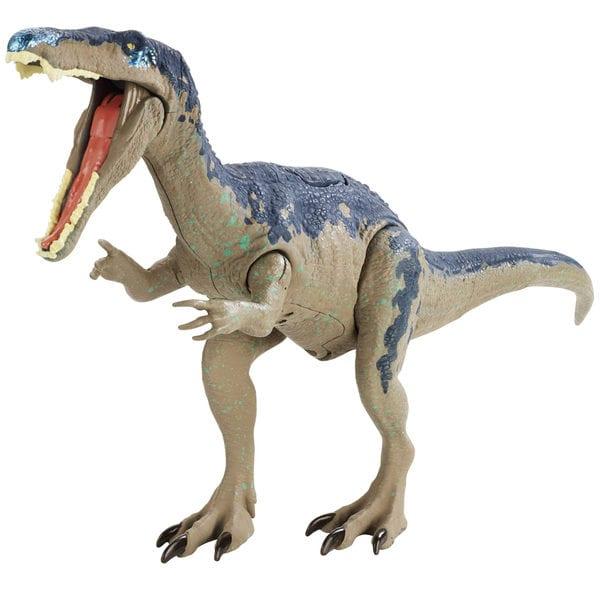 Jurassic World-Dinosaure Sonore Baryonyx 15 Cm Mattel destiné Jeux De Dinosaure King