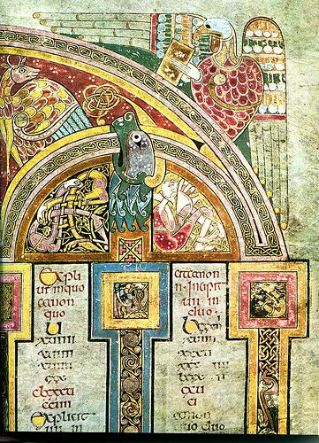 Kells 64 Book 9Th Canones Page Miniature Dublin In 2020 pour Book Of Kells .Asp?Id=