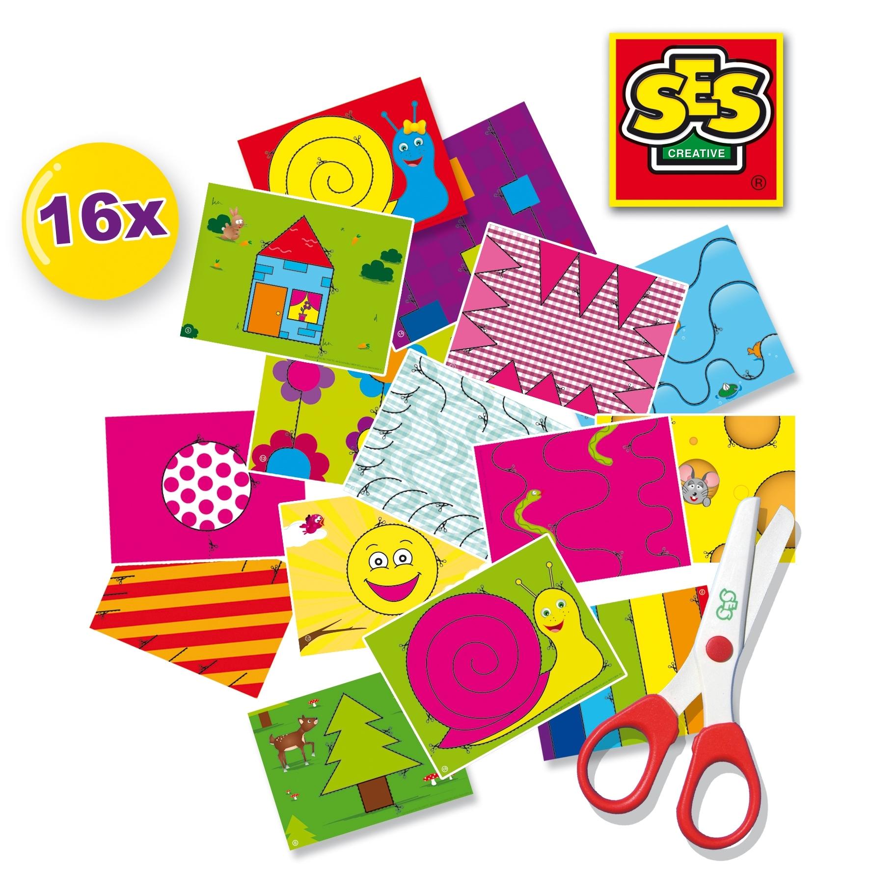 Kit Pour Enfant J'Apprends À Découper Ses Coloriage Pour à Kit Coloriage Enfant