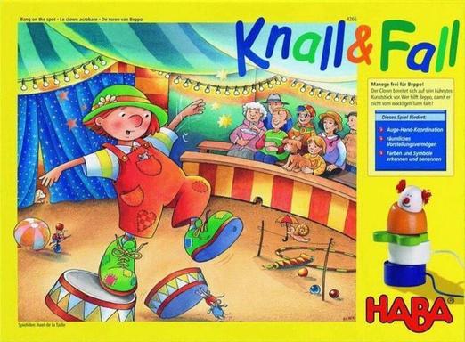 Knall & Fall Back 49976 - Images - Le Clown Acrobate (2003 pour Jeux De Clown Tueur Gratuit