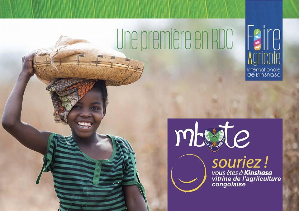 La 1Ère Foire Agricole Internationale De Kinshasa Pour La intérieur Voix Du Paysan