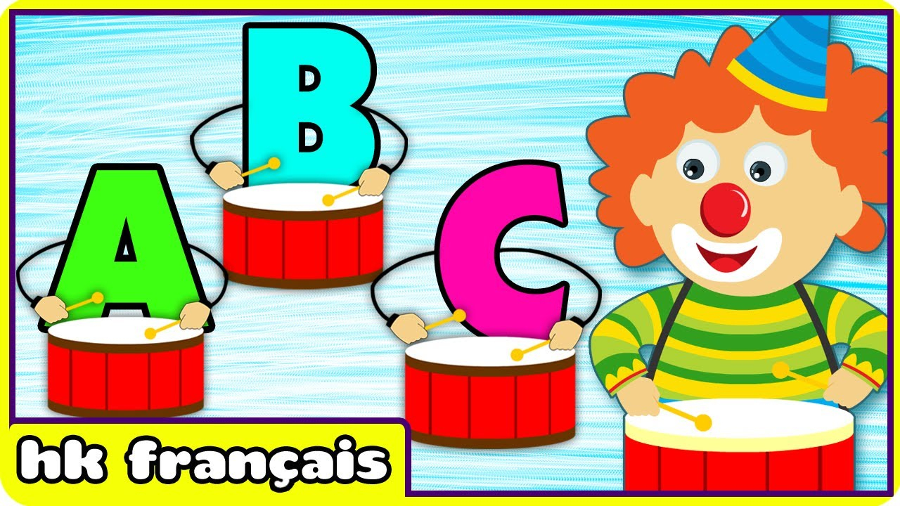 La Chanson De L'Alphabet - Comptines Pour Les Enfants intérieur Comptine De L Alphabet