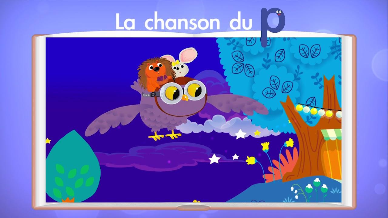 La Chanson Du Son P (Méthode J'Apprends À Lire Avec Léon à Le Hérisson Chanson