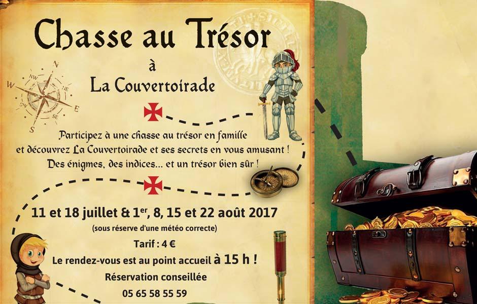 La Couvertoirade – … Un Des Plus Beaux Villages De France concernant Chasse Au Tresors Theme Des Pirates
