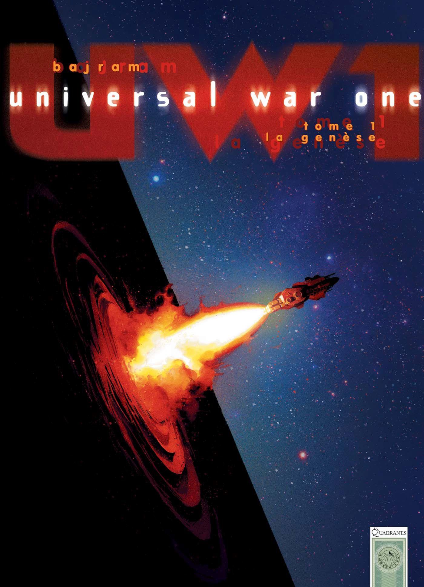 La Genèse - Universal War One, Tome 1 - Denis Bajram encequiconcerne La Vavache Tome 1 Plifplafplouf