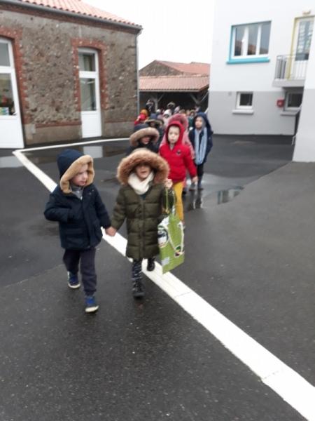 La Lettre Au Père Noël – Bienvenue À L'École Saint Vital à Ecrire Une Lettre Au Pere Noel 2020