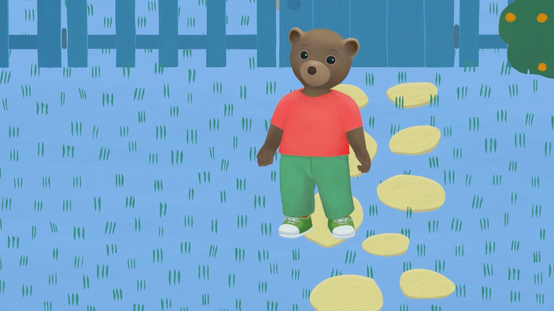 La Petite Souris Va Passer | Petit Ours Brun | Zone Vidéo destiné Petit Ours Brun Va À La Piscine