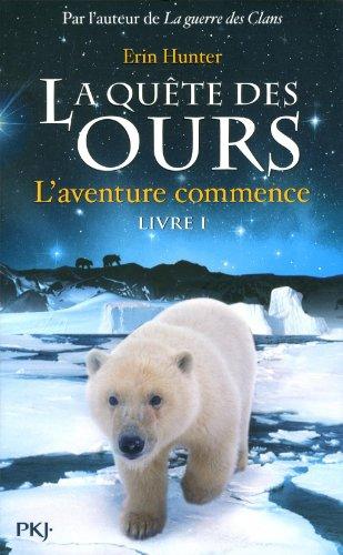 La Quête Des Ours - Cycle 1, Tome 1 : L'Aventure Commence intérieur La Vavache Tome 1 Plifplafplouf