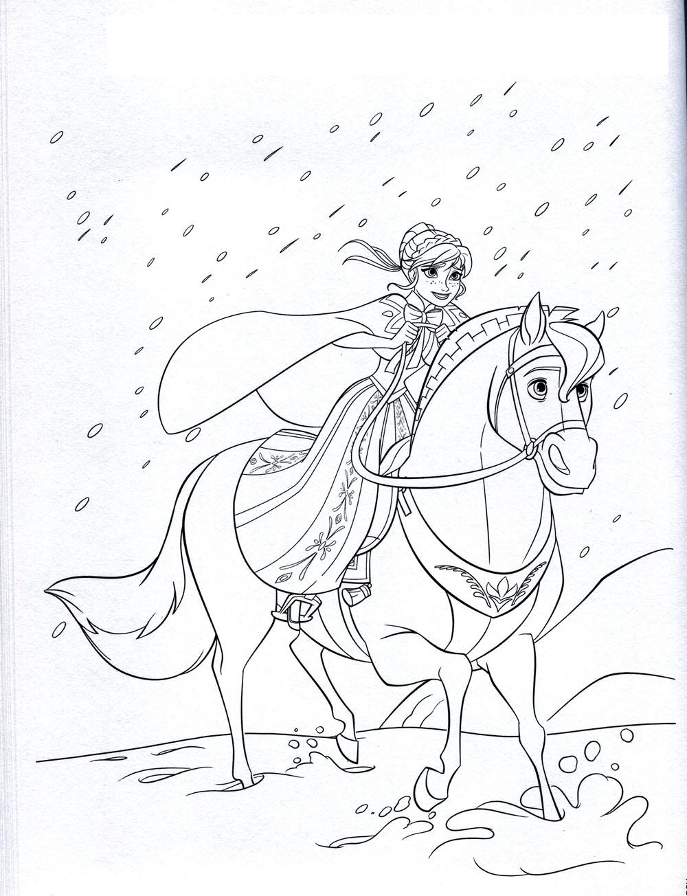 La Reine Des Neiges Disney 8 - Coloriage La Reine Des intérieur Dessin À Imprimer La Reine Des Neiges