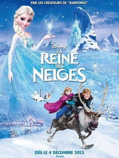 La Reine Des Neiges - Frozen, French Version. | Film La pour Le Dessin Animé De La Reine Des Neiges