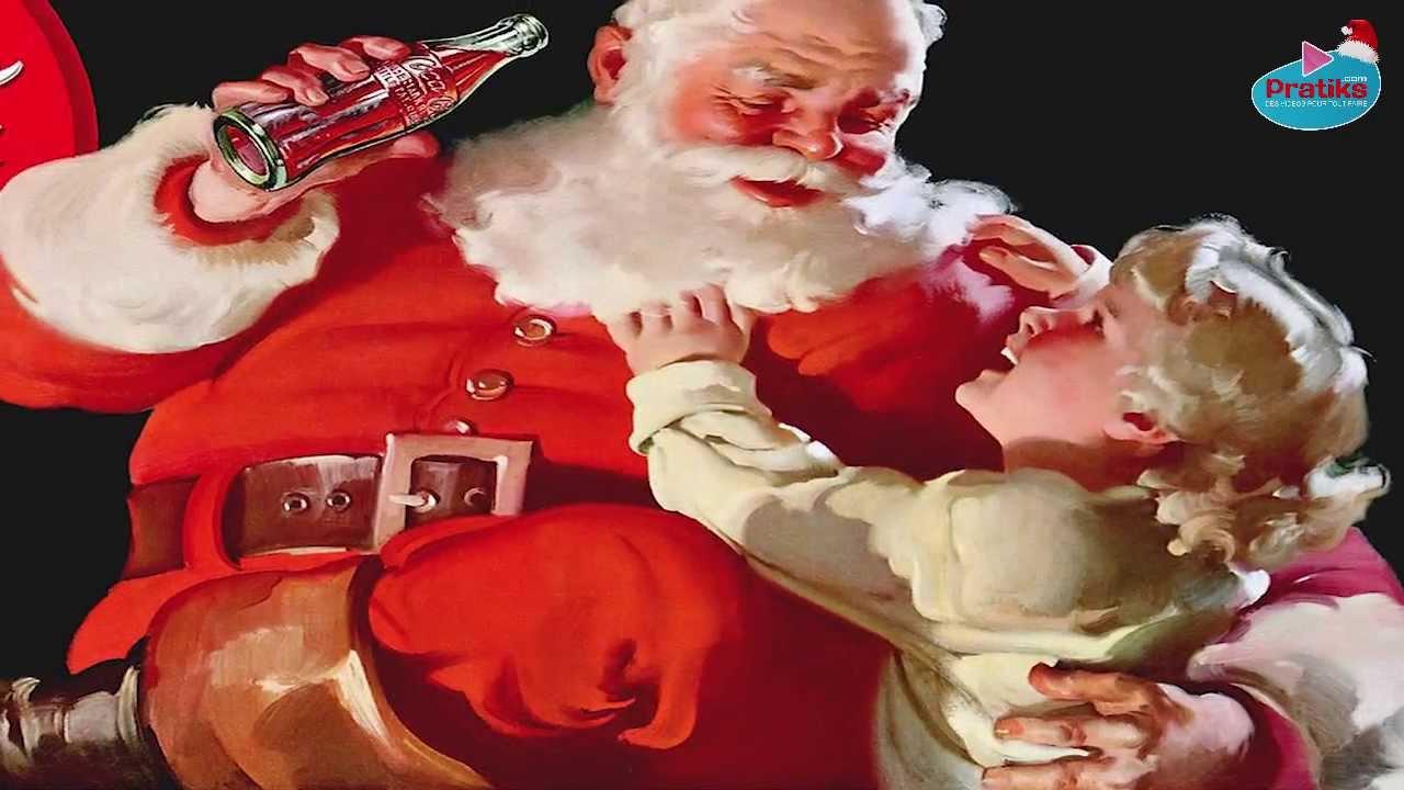 La Véritable Histoire Du Père Noël - tout Photo Du Pere Noel