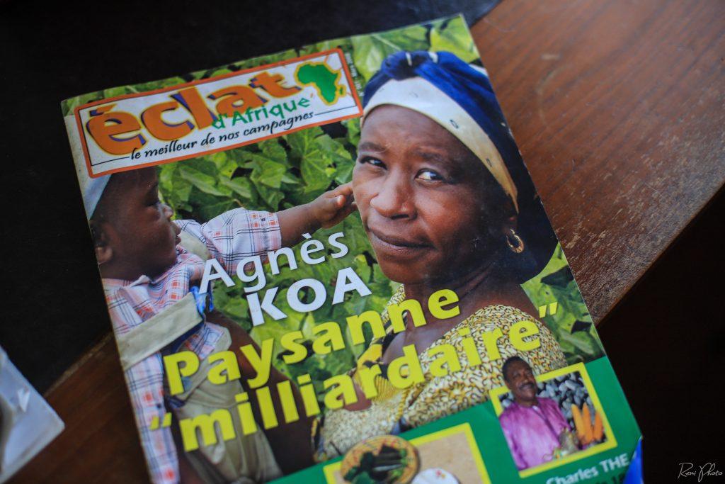 La Voix Du Paysan Et De La Paysanne Du Cameroun - Agence à Voix Du Paysan