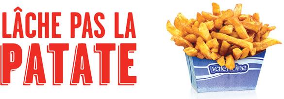 « Lâche Pas La Patate intérieur Les Patates Chanson