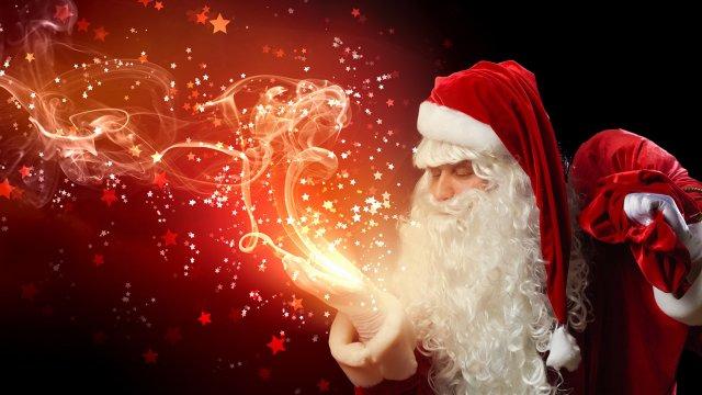 Laissez-Les Croire Au Père Noël! - Activités - Grandes tout Photo Du Pere Noel