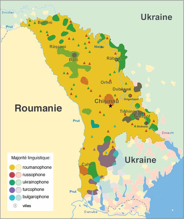 Langues En Moldavie - Wikiwand pour Wikip?Dia En Anglais