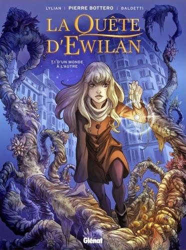 Le Blog De Freelfe: La Quête D'Ewilan, Tome 1 : D'Un Monde concernant La Vavache Tome 1 Plifplafplouf