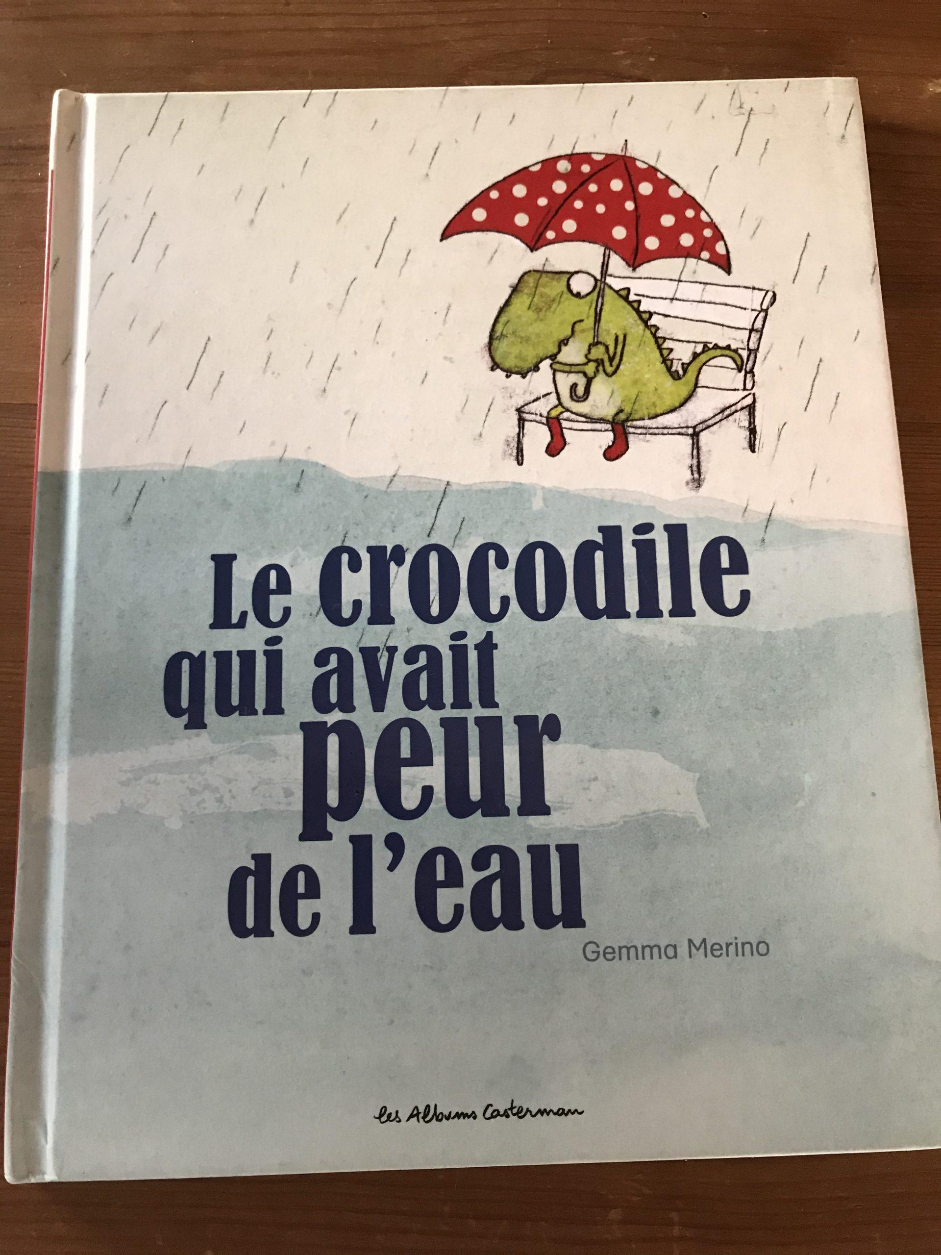 Le Crocodile Qui Avait Peur De L'eau | Liceo tout Y Avait Des Crocodiles