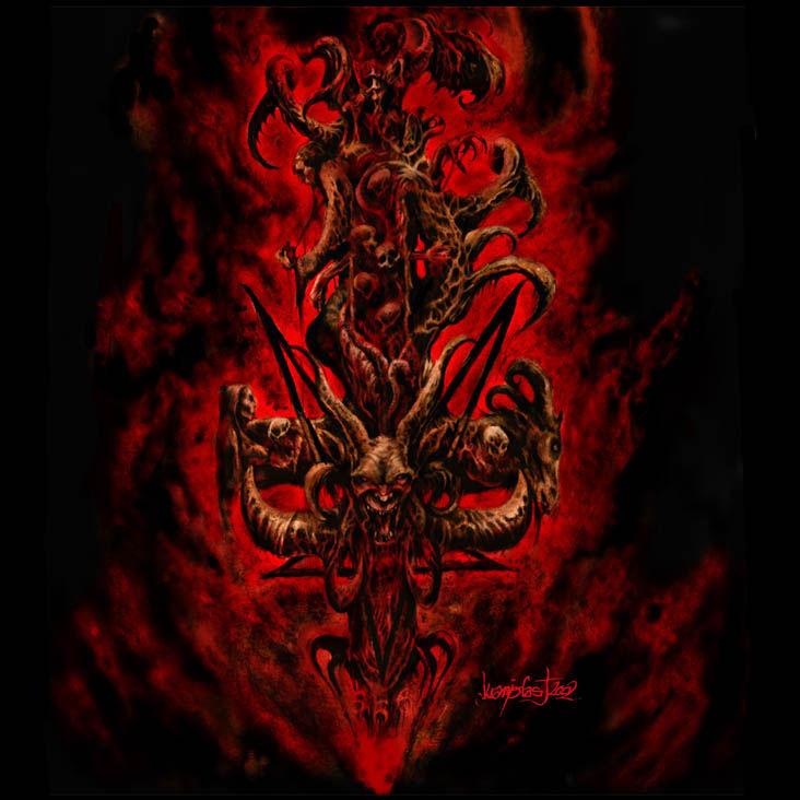 Le Diable, Tout Le Temps : Donald Ray Pollock | The à Dessin Du Diable