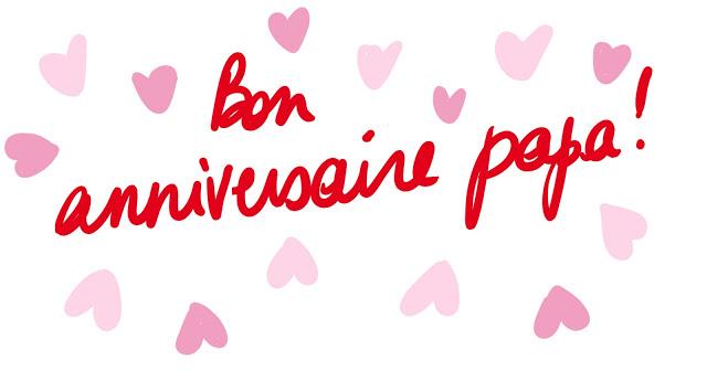 Le Journal D'En Haut De Mademoiselle Caroline: Joyeux tout Dessin Pour Anniversaire Papa