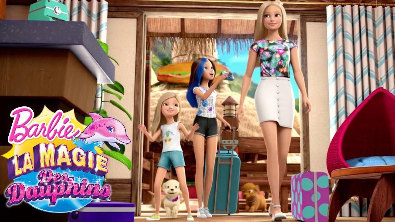 Le Meilleur Hôtel De Tous Les Temps ! | Barbie La Magie concernant Barbie Et La Magie Des Dauphins Dessin ? Imprimer
