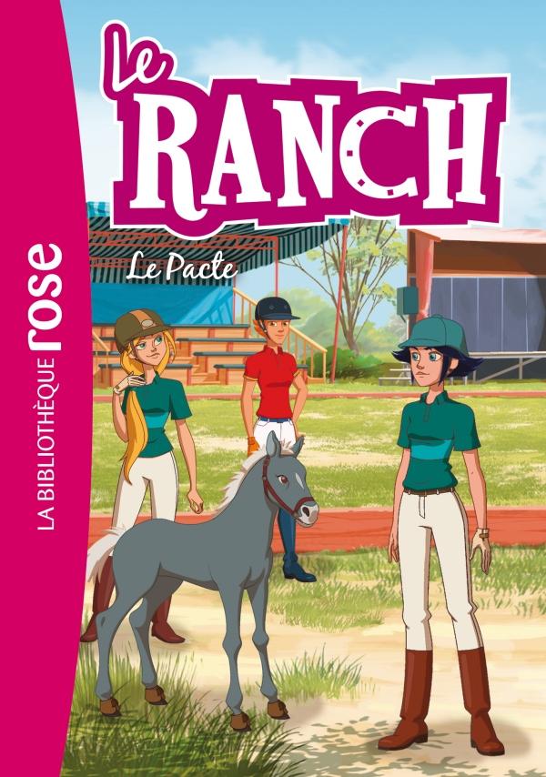 Le Ranch 20 - Le Pacte | Hachette.fr concernant Dessin Animé Du Ranch