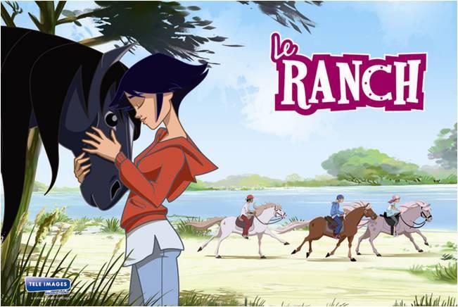 Le Ranch | Côme Jalibert serapportantà Dessin Animé Du Ranch
