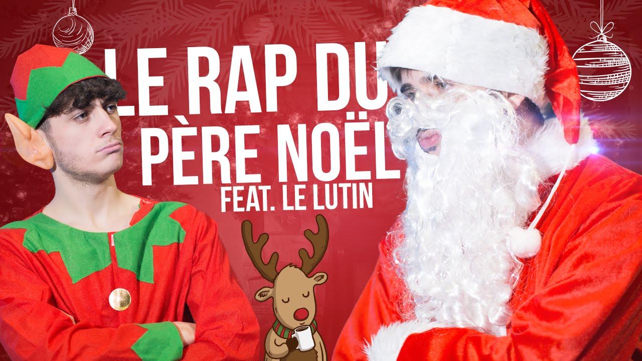 Le Rap Du Père Noël (Feat. Le Lutin) - pour Photo Du Pere Noel