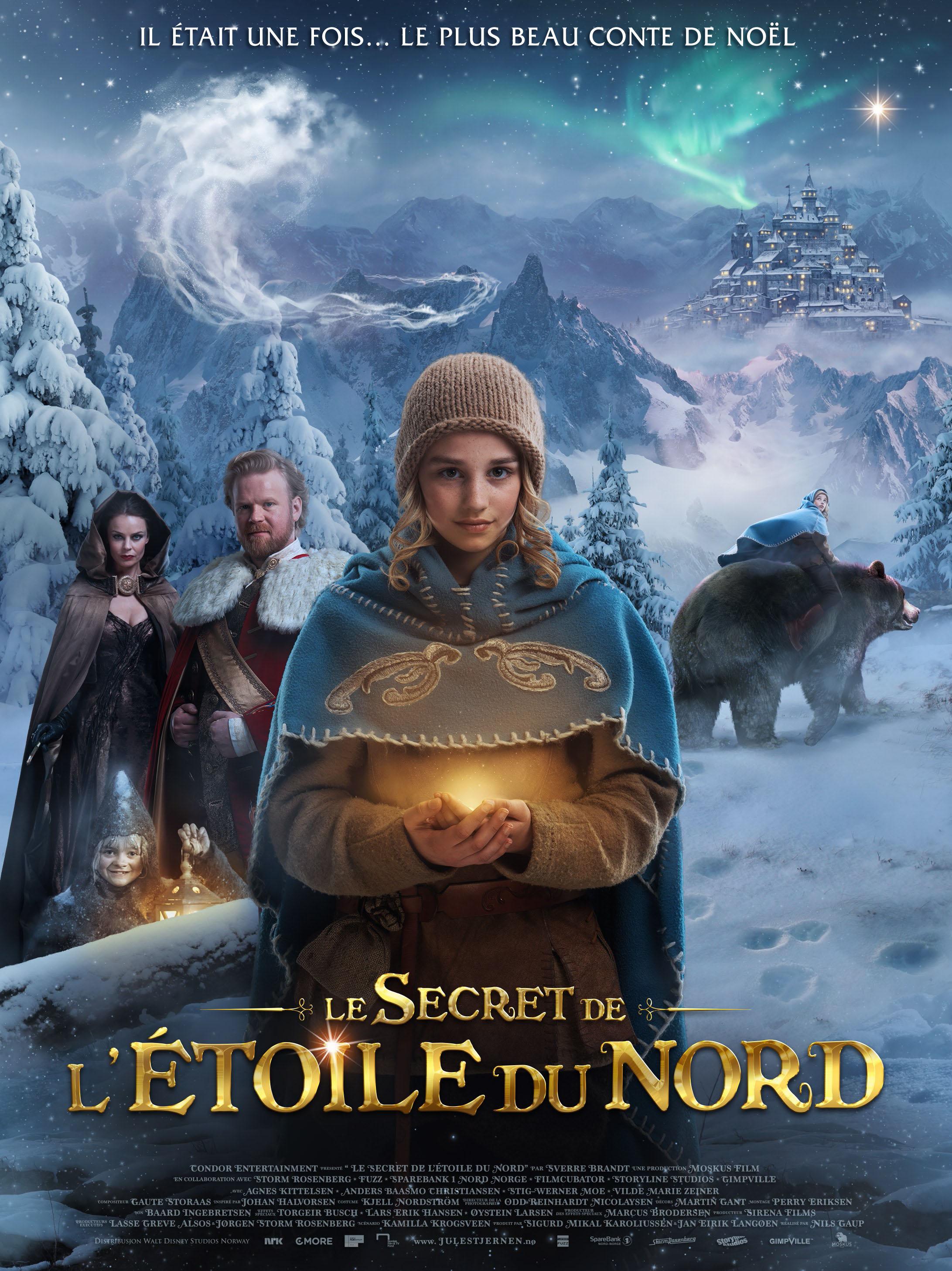 Le Secret De L'Étoile Du Nord - Film 2012 - Allociné tout Les Nounous Du Nord