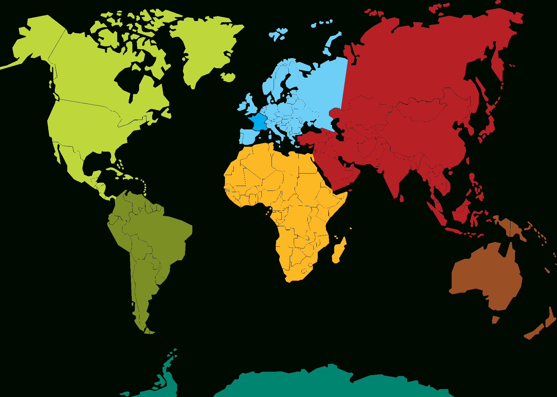 Le Tour Du Monde - Carte Du Monde | Religions Du Monde tout Mappemonde ? Imprimer