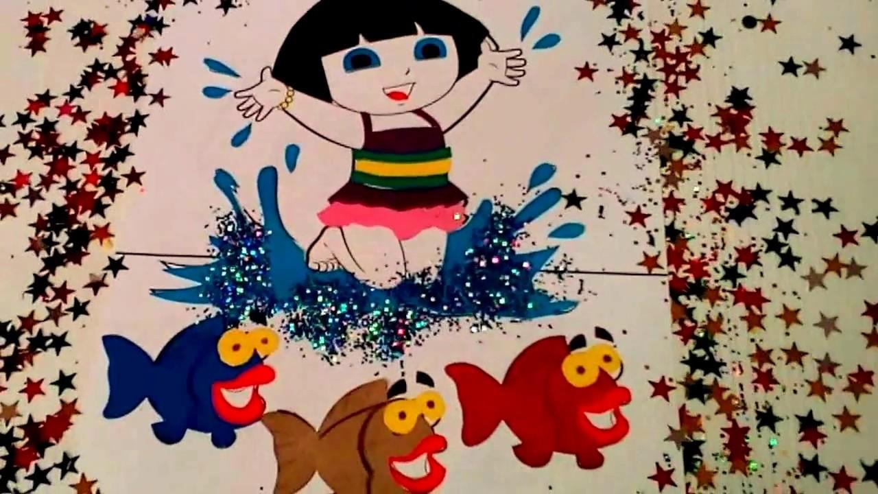 Learn Colors With Dora & Fishes /Apprendre Des Couleurs tout Titounis Decouverte