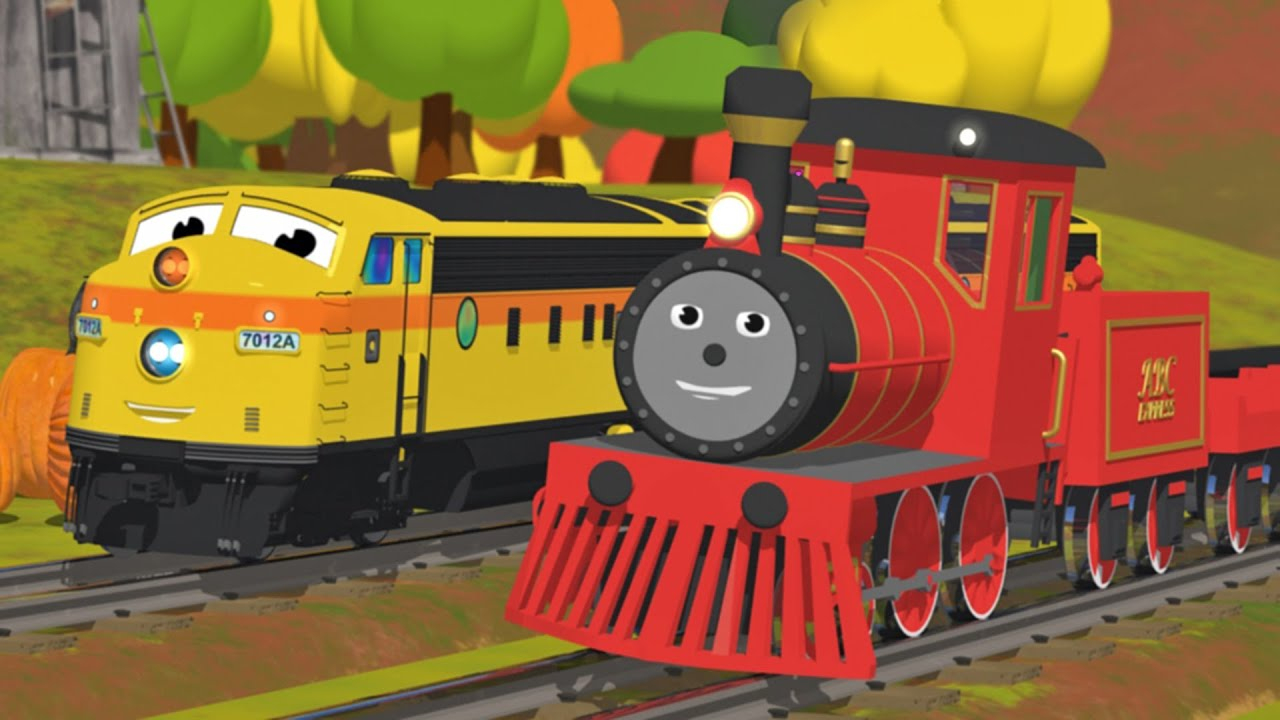 Learn Numbers, Shapes, Colors And More With Shawn The destiné Dessin Animé Train Thomas