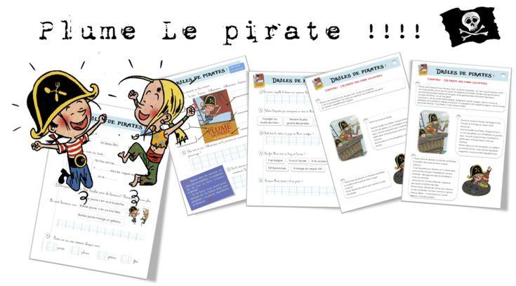Lecture Suivie : Plume Le Pirate | Lecture, Rallye Lecture concernant Lecture Suivie Petit Ogre Veut Apprendre ? Lire