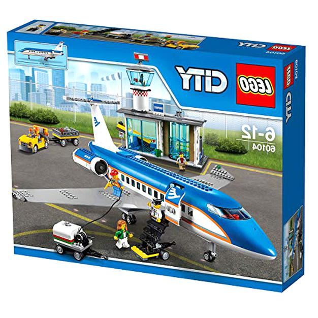 Lego City Avion D'occasion | Plus Que 2 À -70% pour Lego Avion De Ligne