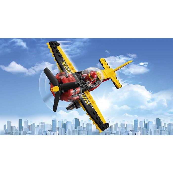 Lego - City - L Avion De Course - 60144 - Code : 5702015865685 concernant Lego Avion De Ligne