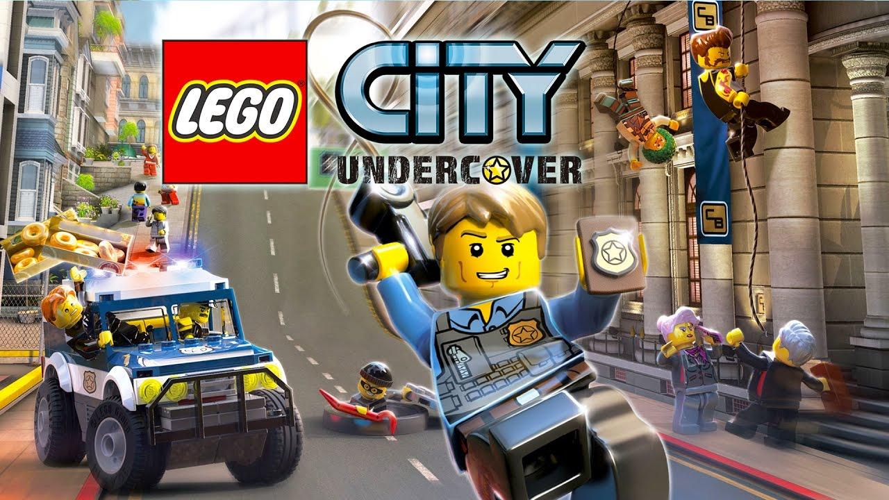 Lego City Undercover En Français - Jeux Vidéo De Dessin pour Dessin Animé Lego Friends
